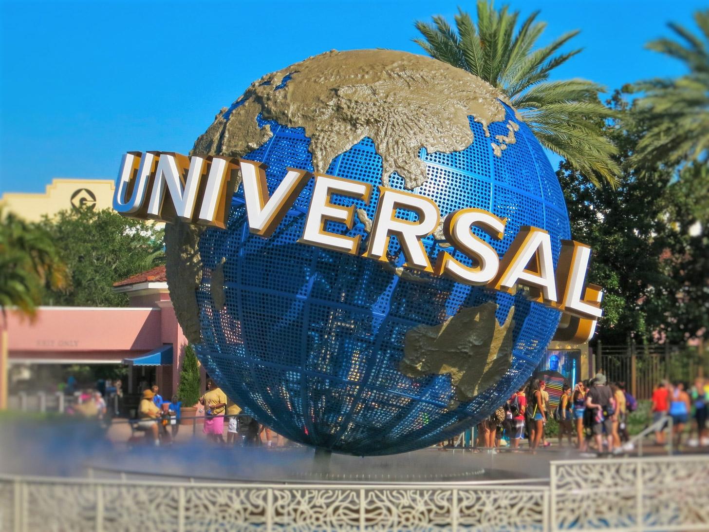 De attractieparken van Orlando